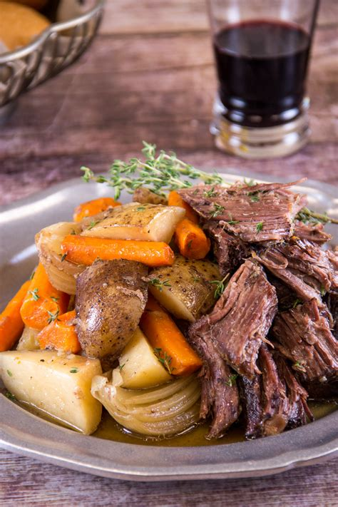 pot roast cooker cooker pot roast recipe dishmaps