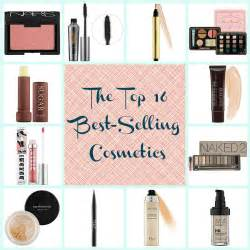 Best-Selling Makeup Products