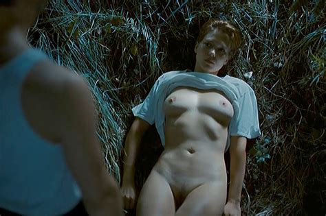 Lea Seydoux Nude Boobs And Bush In Grand Central Porn Ba