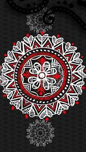 720x1280 Alpona Design Pohela Boishakh Galaxy S3 Wallpaper