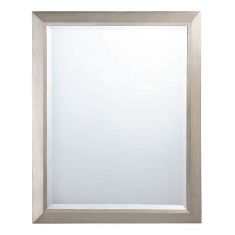 Silver Bathroom Mirror Rectangular by 15 Best Collection Of Silver Rectangular Mirror Mirror Ideas