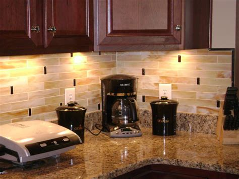 How To Do Kitchen Backsplash Tile : Stained Glass Mosaic Tile Kitchen Backsplash