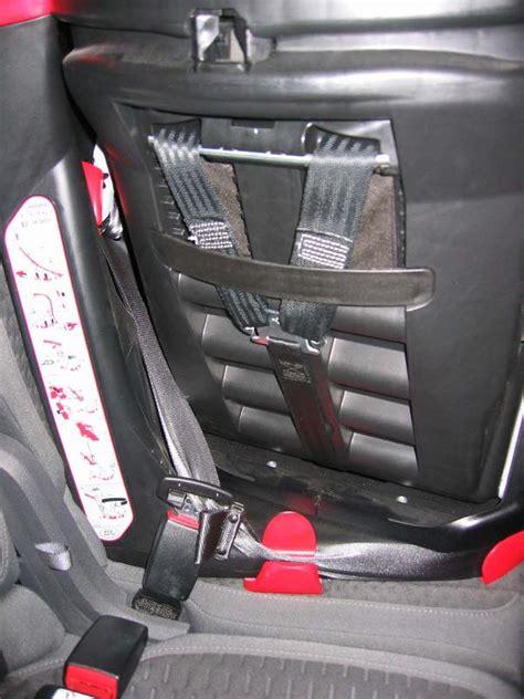 siège bébé confort axiss sièges bébé système isofix installation critique