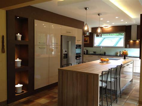 magasins cuisine design installez des niches dans votre cuisine le