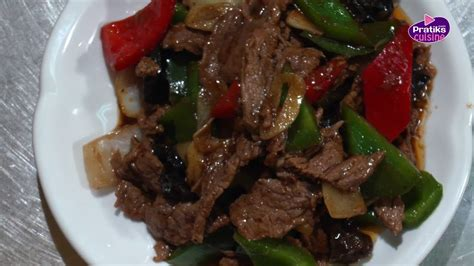cuisine chinoise comment cuisiner un bœuf saut 233 au poivre noir
