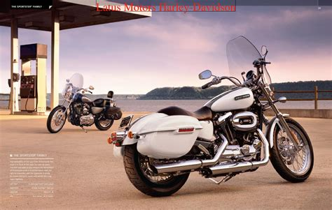 Harley Davidson Parts by Harley Davidson Sportster 174 Parts And Accessories Catalog