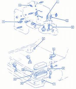 Chevrolet Lova 2006 Part Electrical Circuit Wiring Diagram