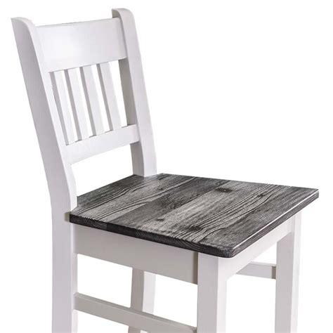 chaise de bar avec dossier tabouret de bar ou chaise haute avec dossier incurvé demeure et jardin