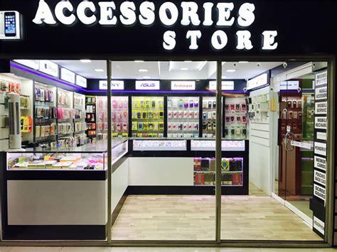 mobile accessories store 028 small cell phone accessories store interior design