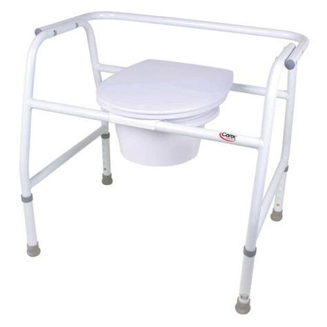 Commode Ebay by Carex Wide Steel Commode Commode Ebay
