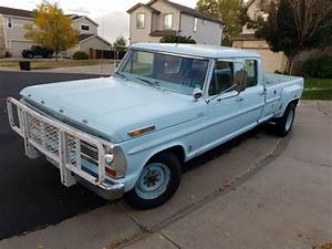 1969 Ford F350 Crew Cab With Dooleys Rare For Sale