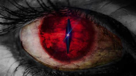 Get Evil Red Demonic Eyes! Powerful Biokinesis