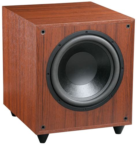 "Tb1212ch 12"" Home Subwoofer Cherry  Mtx Audio Serious"