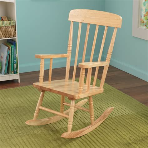 solid wood rocking chair plan kid rocking chair solid wood new furniture kid