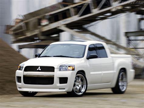 Mitsubishi Street Raider Concept High Resolution Image 2