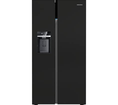 Buy GRUNDIG GSBS16312B American Style Fridge Freezer