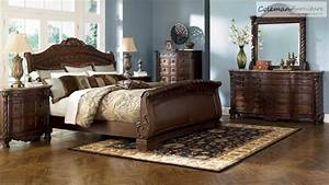 Bedroom: Fancy Ashley Furniture Bedroom For Awesome ...
