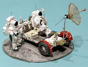 Scale Model News: MPC MOONSCOPE LUNAR ROVER POSTSCRIPT ...