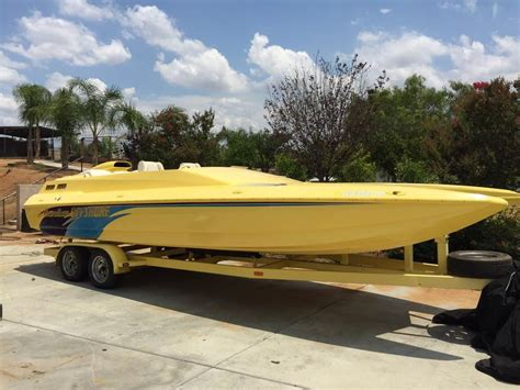 Offshore Boats For Sale California by 2000 American Offshore Powerboat For Sale In California