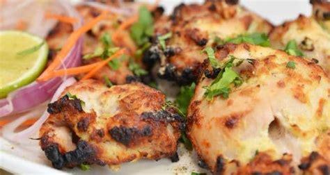 Tandoori Malai Bater Quail Recipe By Ravi Saxena Ndtv Food