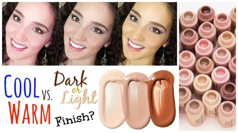 what foundation color am i how to find the right foundation shade beginner on a