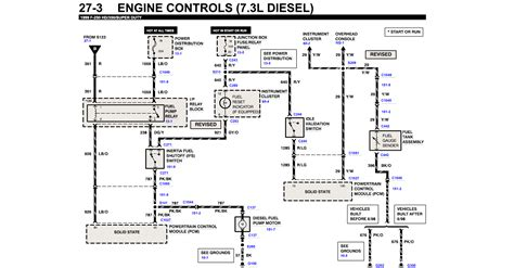99 Ford F 350 Wiring Diagram by I An Electrical Problem With My 1999 F350