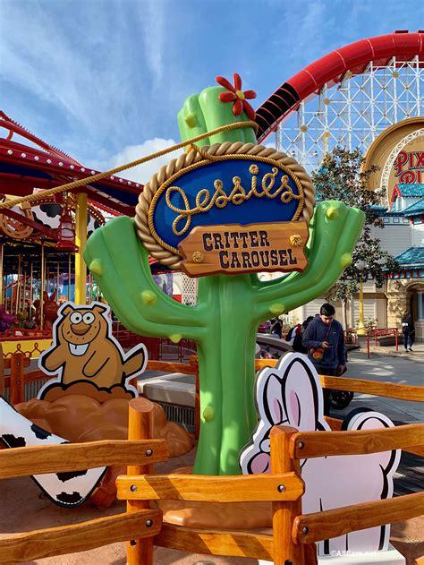 Disney California Adventure's Pixar Pier Unveils Jessie's ...