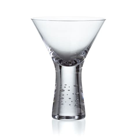 verve martini glass crate  barrel