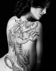 Dragon Tattoo Meaning & Symbolism