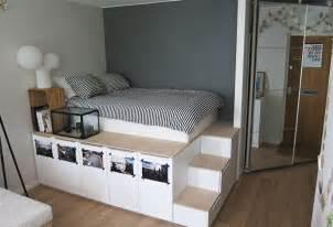floor and decor plano lit ikea diy pour stockage plateforme bidouilles ikea