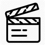 Icon Movie Transparent Movies Outline Icons Camera