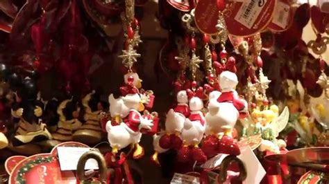 christmas merchandise   disneyland paris youtube