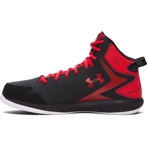 armour mens ua lockdown basketball shoes
