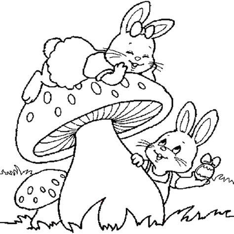 tablier de cuisine hello coloriage lapins de pâques en ligne gratuit à imprimer
