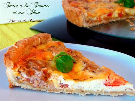 amour en cuisine tarte a la tomate amour de cuisine