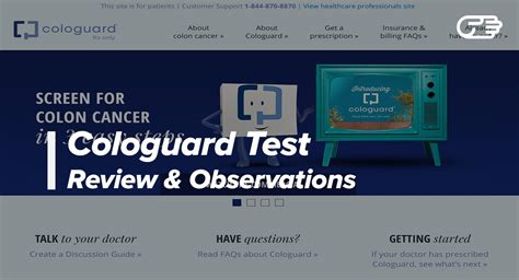 Cologuard Test Reviews - What Customers Are Saying