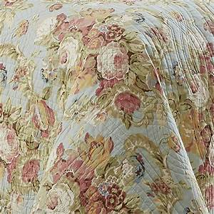 Waverly, Spring, Bling, 3, Piece, Bedspread, Collection