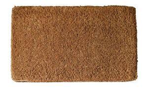 30 X 48 Doormat by Door Mats Plain Doormat 30 Quot X 48 Quot Coir Doormat