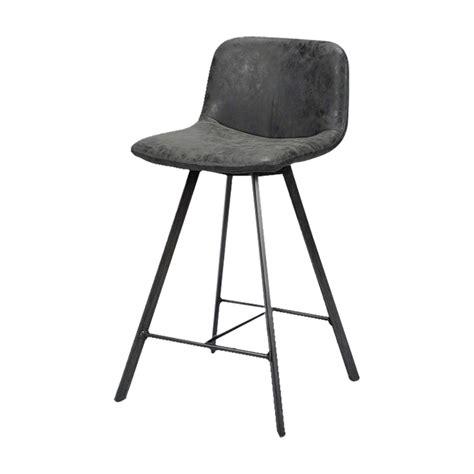 chaise de bar metal chaise de bar tissu wax pieds métal contemporain