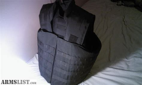 Kevlar Helmet And Body Armor