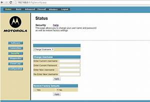 Status  U0026gt  Security Screenshot