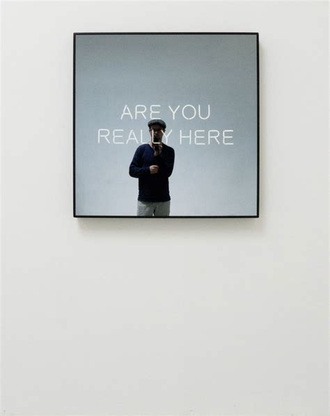 Jeppe Hein  Are You Really Here