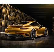 Wallpaper Porsche 911 Turbo S Exclusive Series 2017 4K