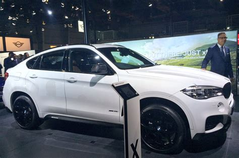 Bmw X6 35i Suv Launched In India At Rs 94