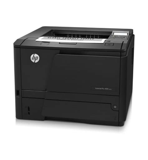 In this demo i choose language: HP LaserJet Pro 400 Printer M401a- Printer Specifications Automatic paper sensor No - SAR649.00 ...