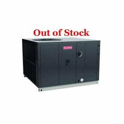 Goodman Ton Unit Gas Package Heat Seer