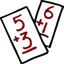 Math Addition Problem Clip Art