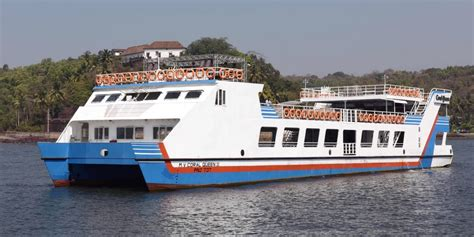 Boat Cruise With Music On The Mandovi River by Top 12 Best Things To Do In Goa 2018 With Photos