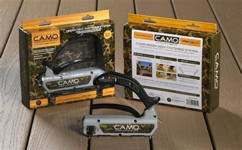 camo deck fastening system camo fasteners