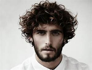 Men39s Curly Hairstyles 50 Ideas Photos Inspirations